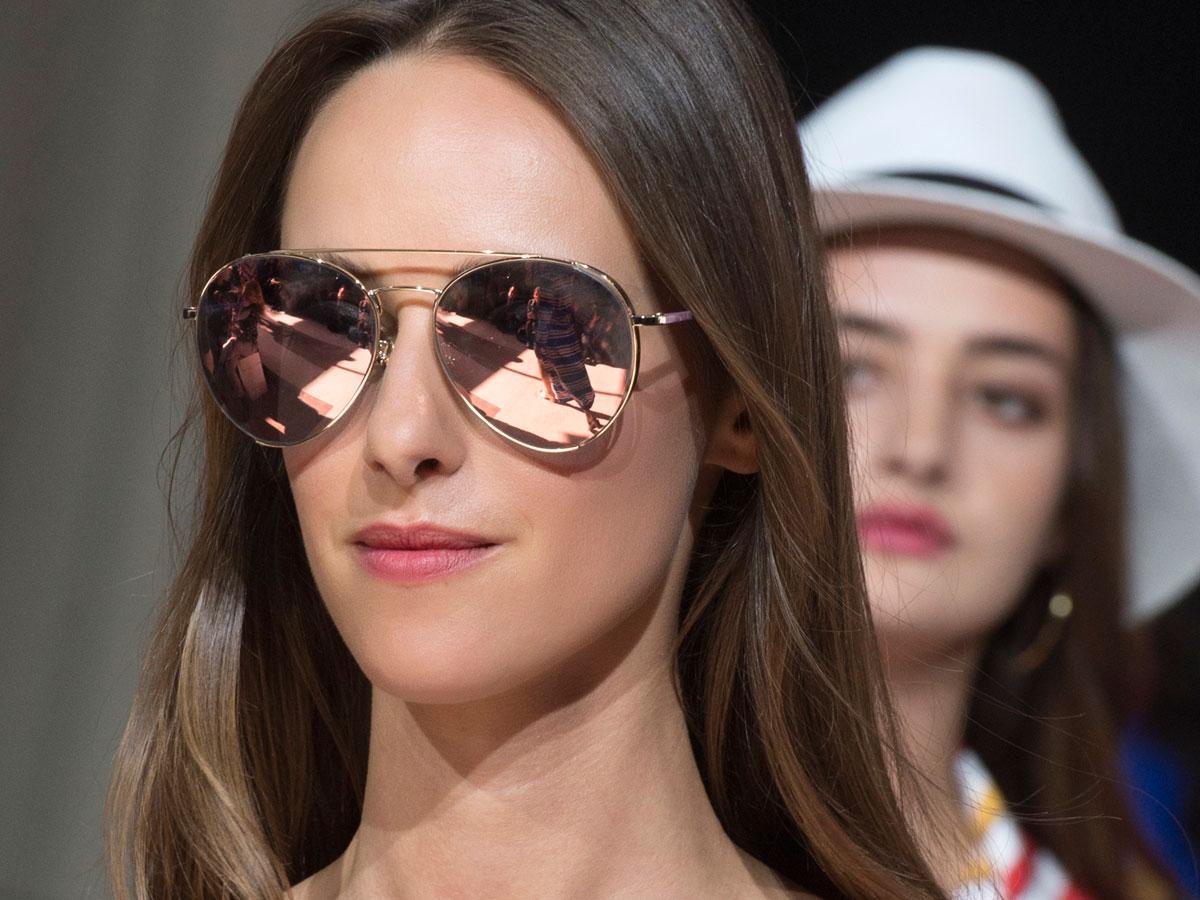 Okulary przeciwsłoneczne pilotki 2019