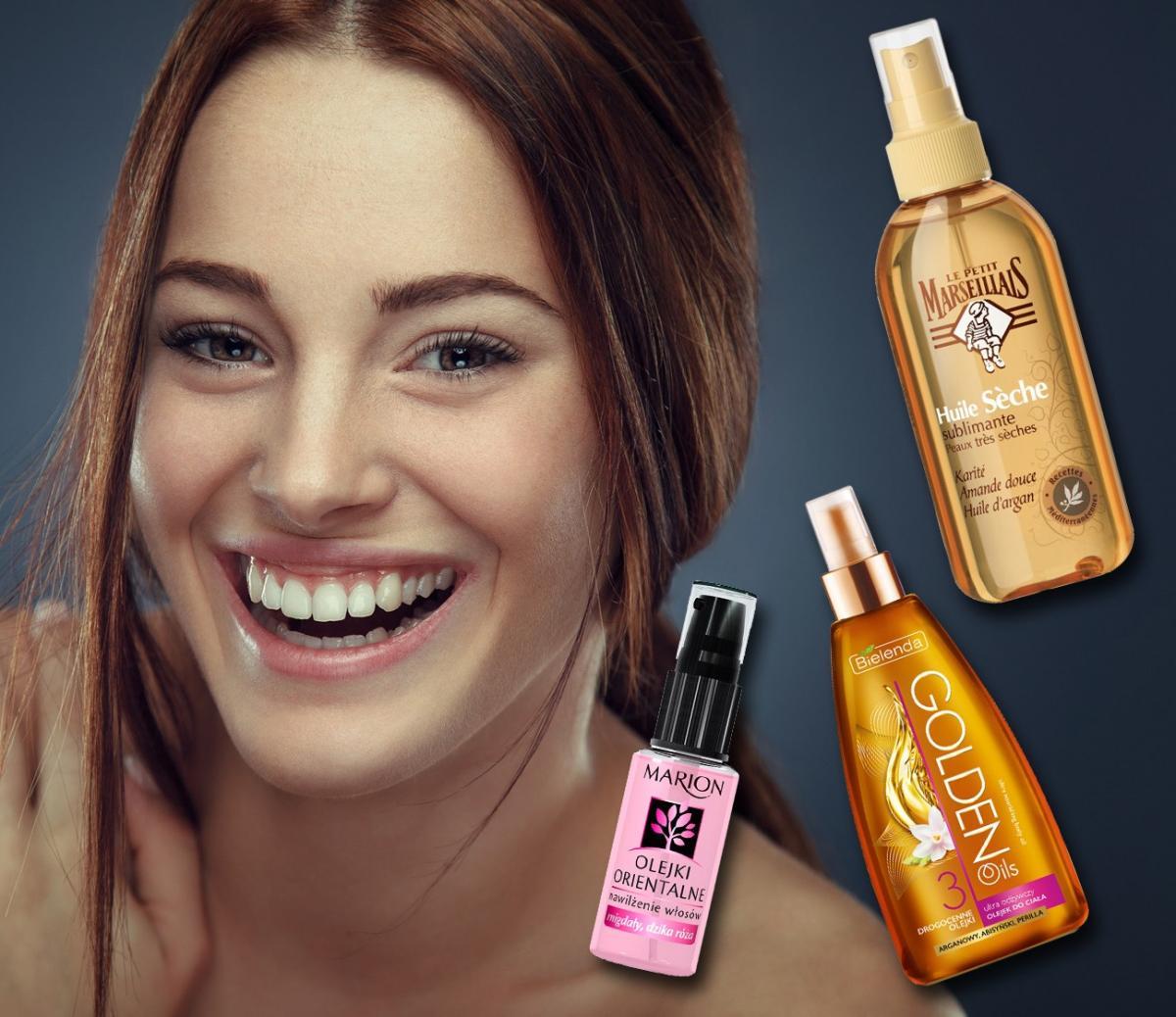 Olejki do twarzy, ciała i włosów – nasze propozycje!