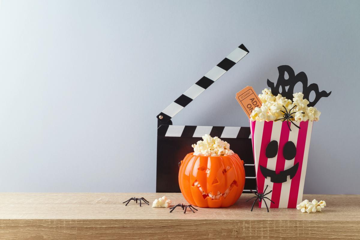 opakowania na słodycze halloweenowe