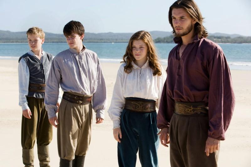 Opowieści z Narnii: Podróż Wędrowca do Świtu (reż. Michael Apted) - zdjęcie