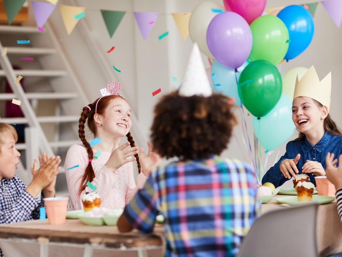 Jak organizować urodziny dziecka w domu