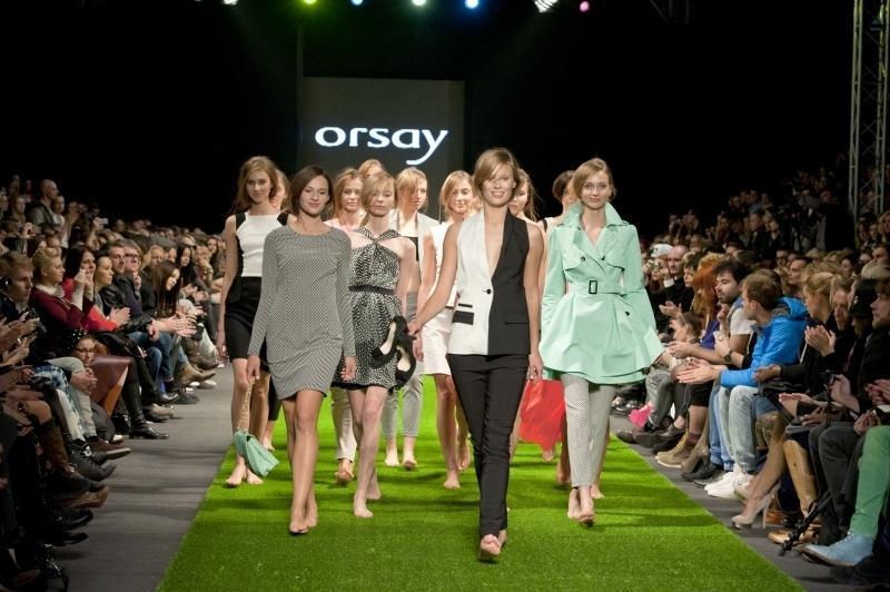 Orsay - pokaz na Fashion Week Poland VII