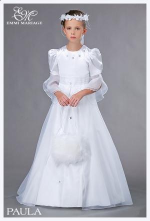Oryginalne sukienki na pierwszą komunię świętą