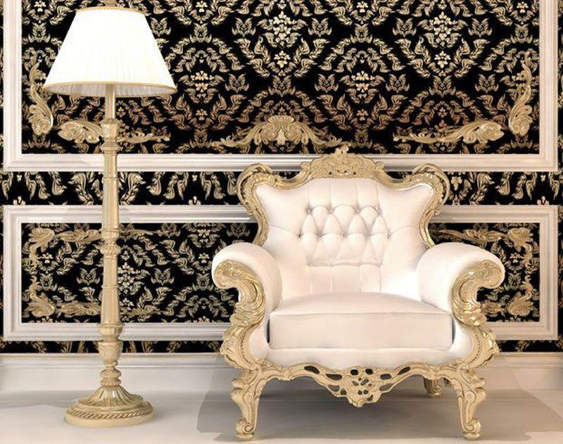 Lampy W Stylu Glamour Aranżacje Wnętrz Polkipl