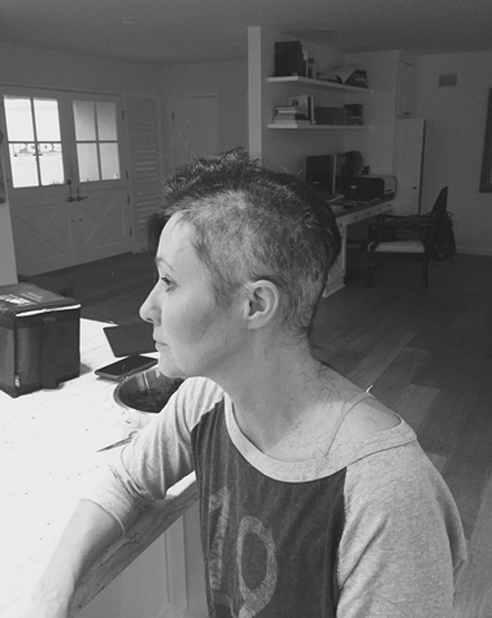 Shannen Doherty i jej walka z rakiem