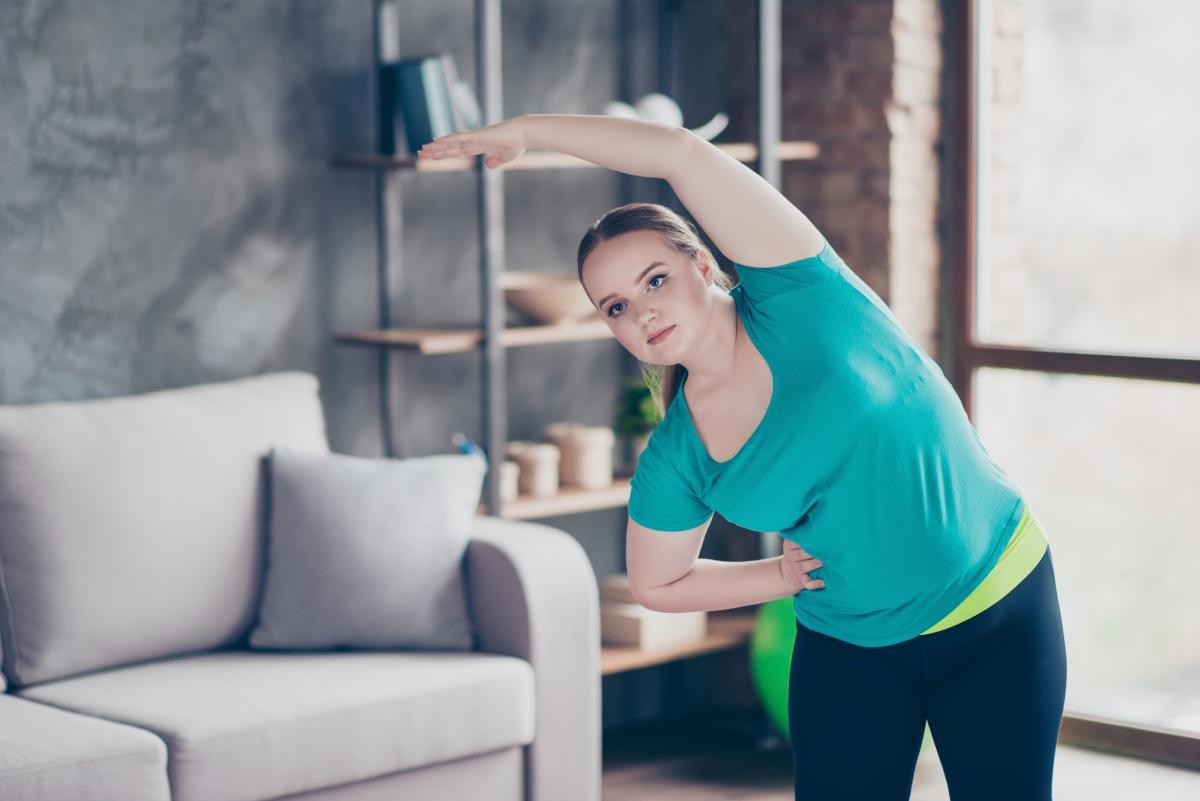 otyłość brzuszna u kobiet