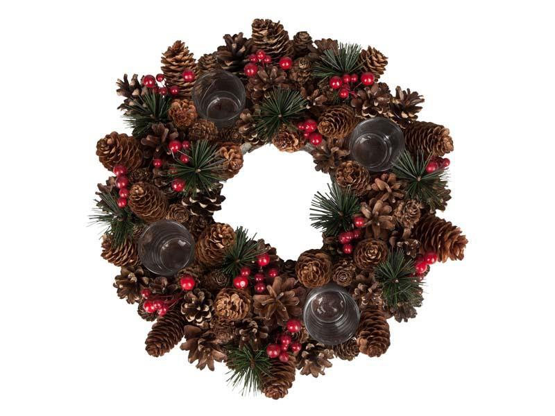 Ozdoby świąteczne: Wieniec świąteczny, Zara Home