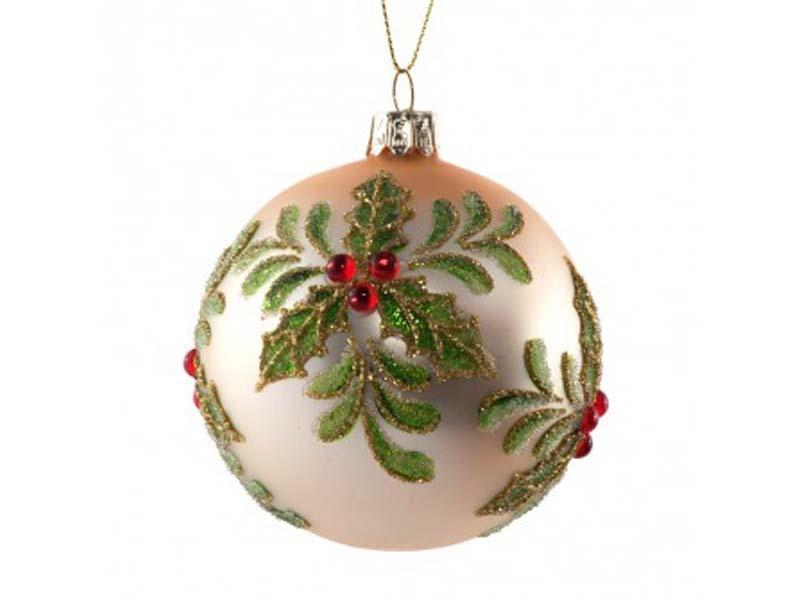 Ozdoby świąteczne: Bombka Holly, Home&You