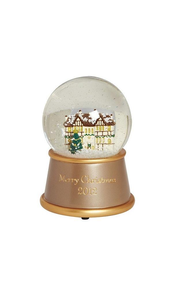Ozdoby świąteczne: Śnieżna kula, Marks & Spencer