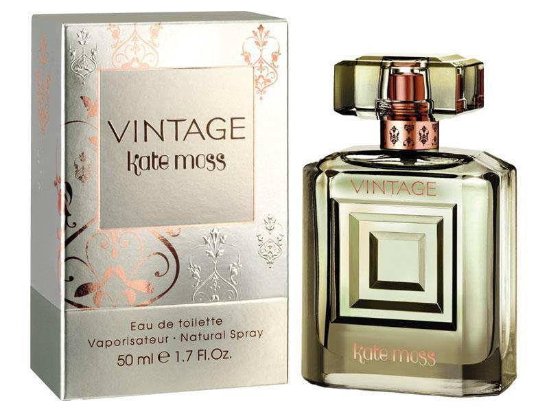 Kate Moss, Vintage, perfumy