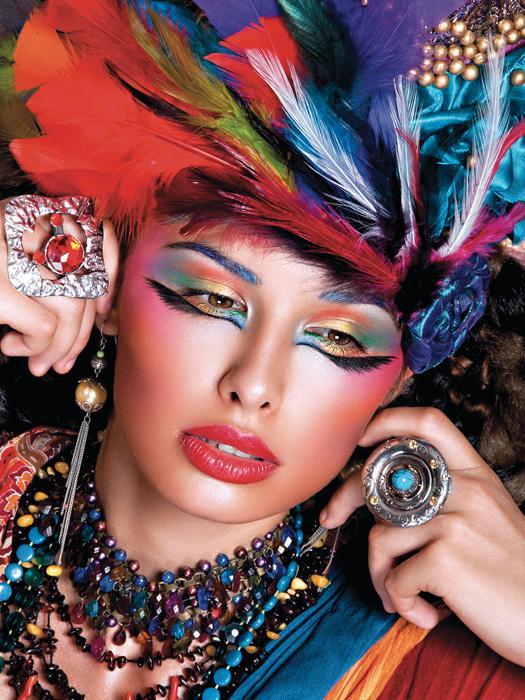 Pałac Kolorów. Magia makijażu - album