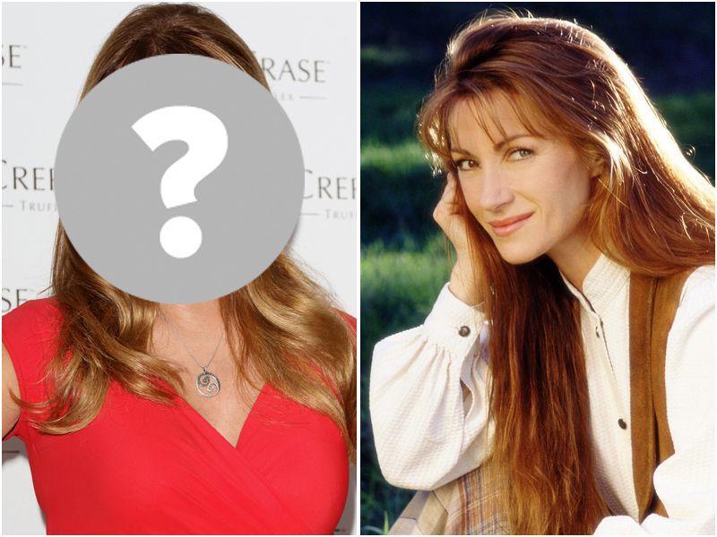 Jak wygląda teraz Dr. Quinn, Jane Seymour po latach