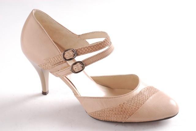 różowe pantofle Ryłko - wiosna/lato 2011