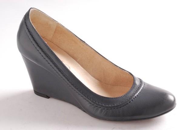 popielate pantofle Ryłko - wiosna/lato 2011