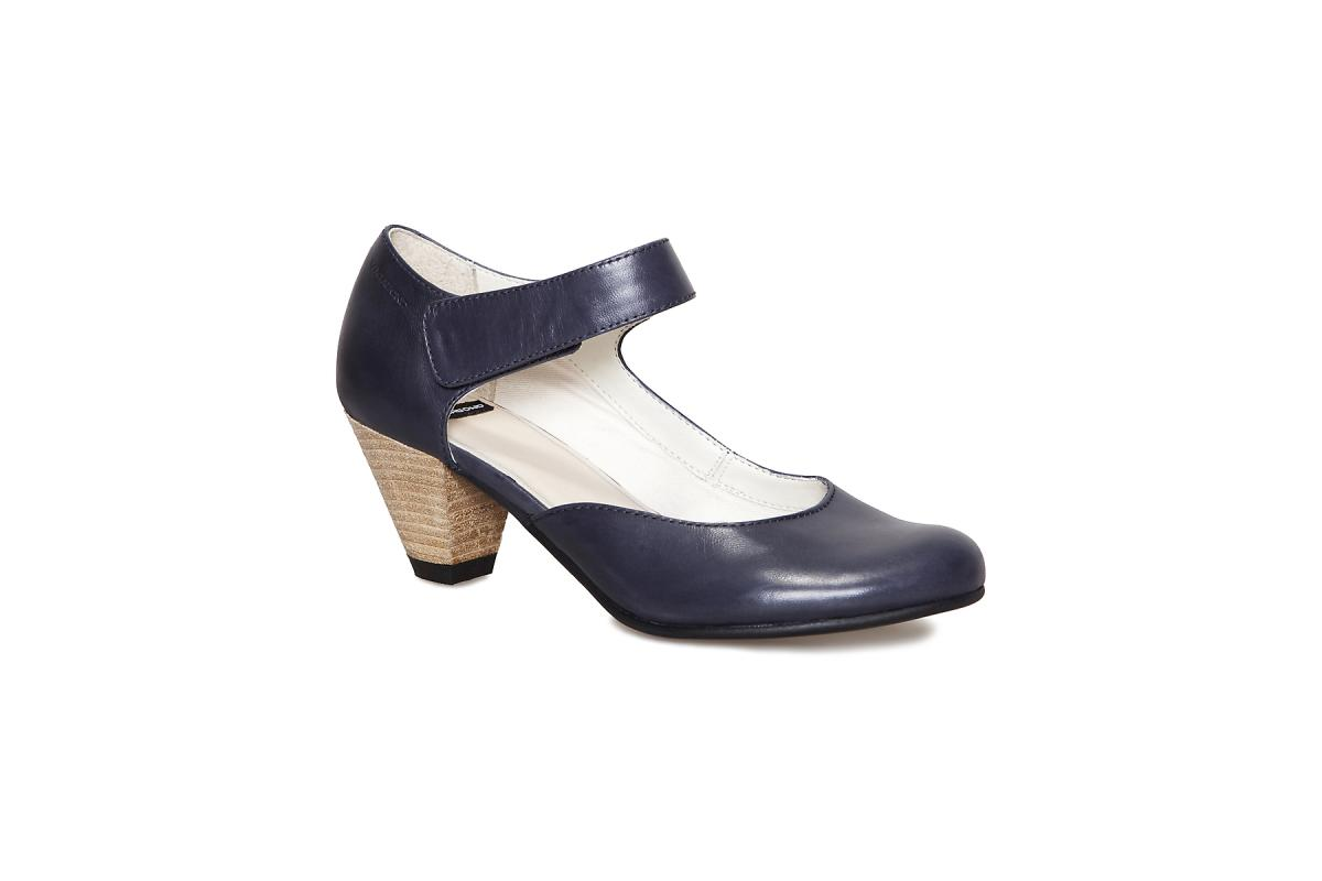 czarne pantofle Vagabond - wiosna 2011