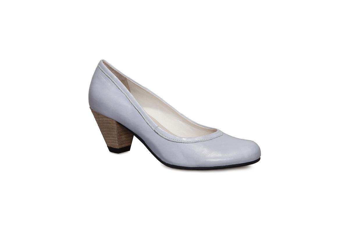białe pantofle Vagabond - wiosna 2011