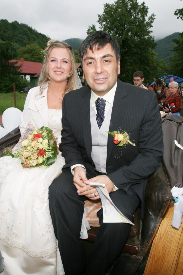 Paolo Cozza, Iwona Górska