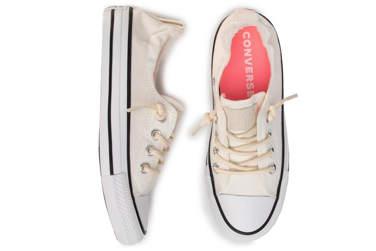pastelowe trampki Converse