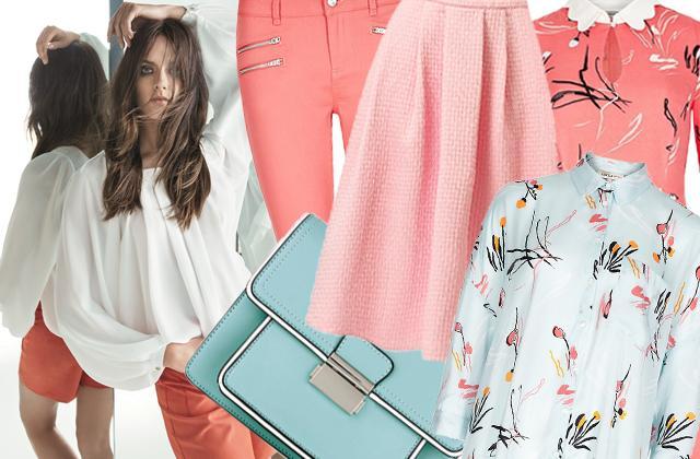 Pastelowe ubrania - hity wiosennych kolekcji