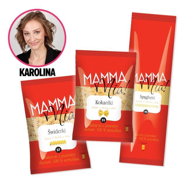 Makarony Mamma Mia!