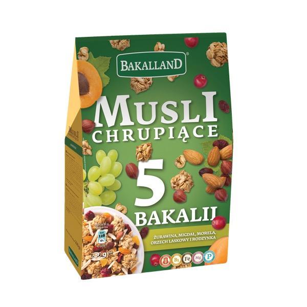 Chrupiące Musli Bakkaland