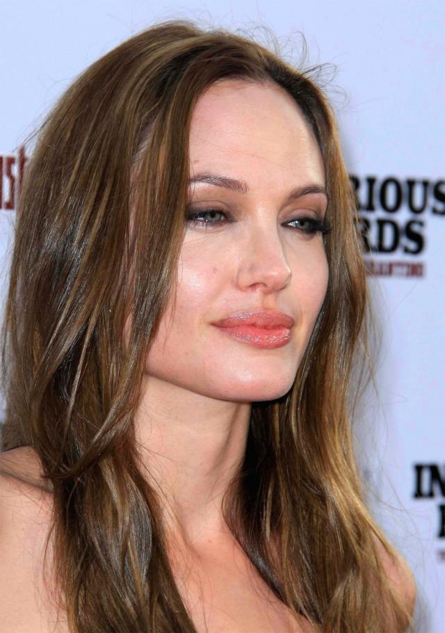Angelina Jolie, styl gwiazd