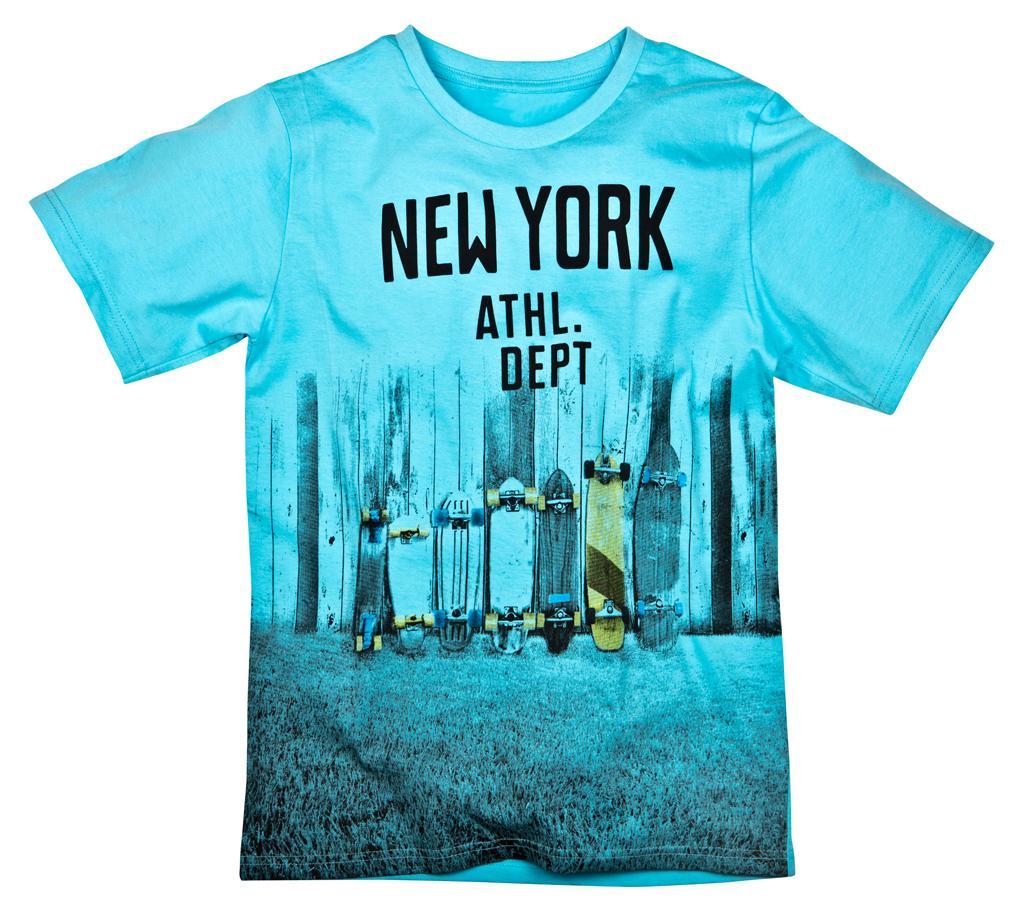 e7b9fe621922b3 niebieski t-shirt Pepco - PEPCO - najnowsza kolekcja - Trendy sezonu ...