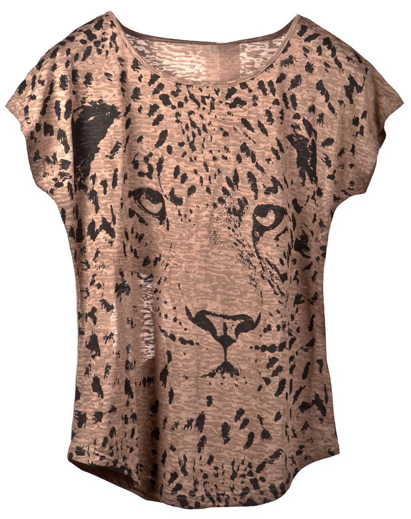 cd79cdec30890c koszulka Pepco w panterkę - PEPCO - najnowsza kolekcja - Trendy ...