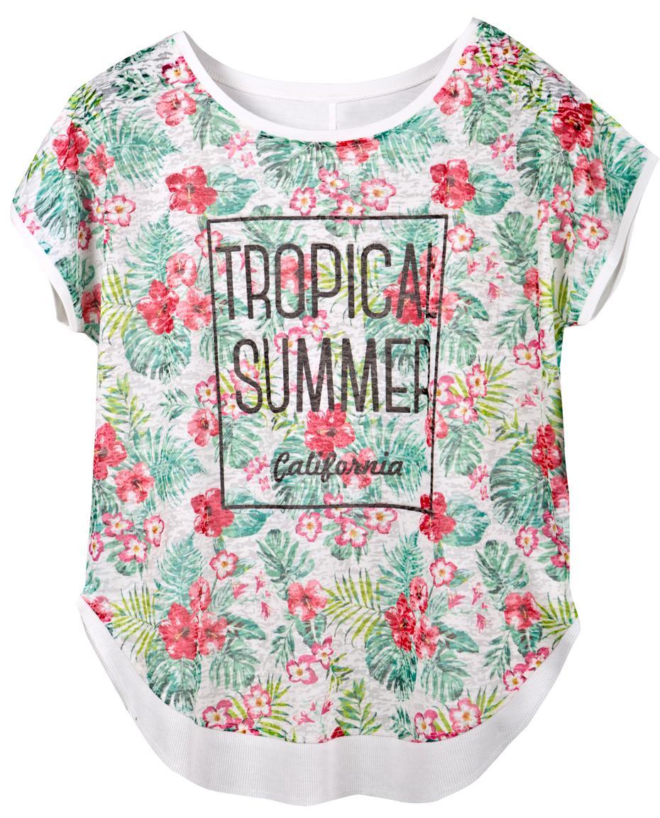c31e8ca177b891 koszulka Pepco w kwiaty - PEPCO - najnowsza kolekcja - Trendy sezonu ...