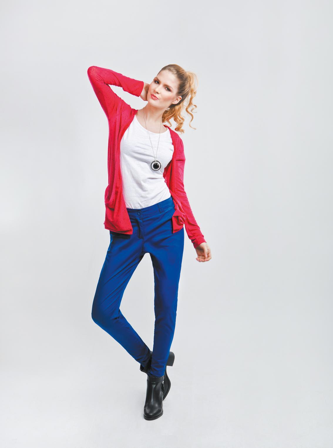 36289aff18b98e niebieskie spodnie Pepco - PEPCO - najnowsza kolekcja - Trendy ...