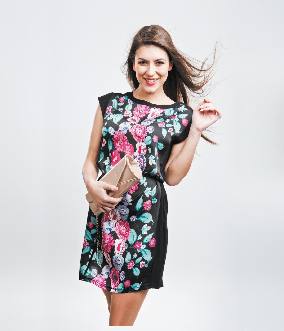 da559239096d4f sukienka Pepco w kwiaty - PEPCO - najnowsza kolekcja - Trendy sezonu ...