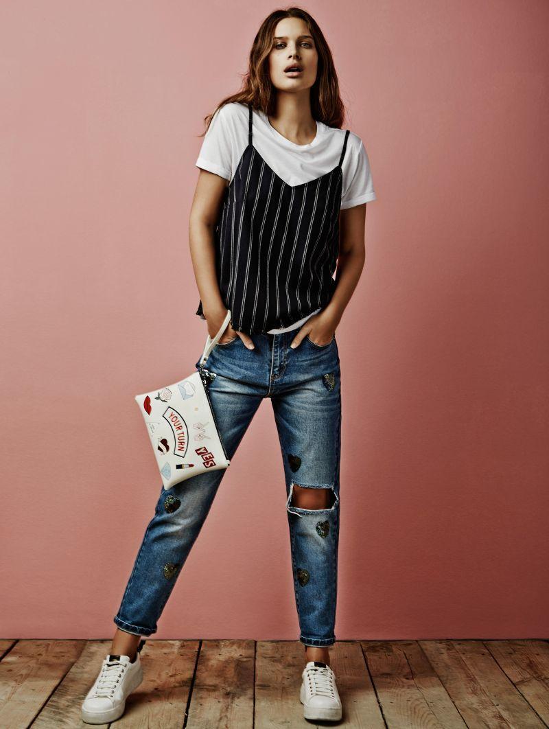 Personalizowane ubrania hitem nowej kolekcji Stradivarius