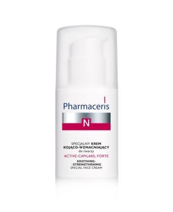 Specjalny krem kojąco-wzmacniający do twarzy; Pharmaceris N