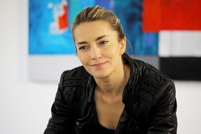 Kamilla Baar w nowym serialu