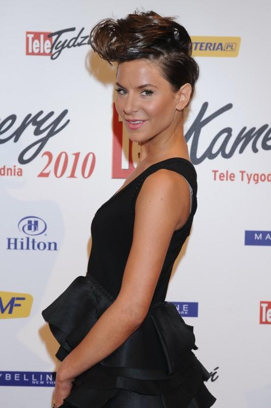 Piękne i dobrze ubrane na gali Telekamer 2010 - Zdjęcie 1