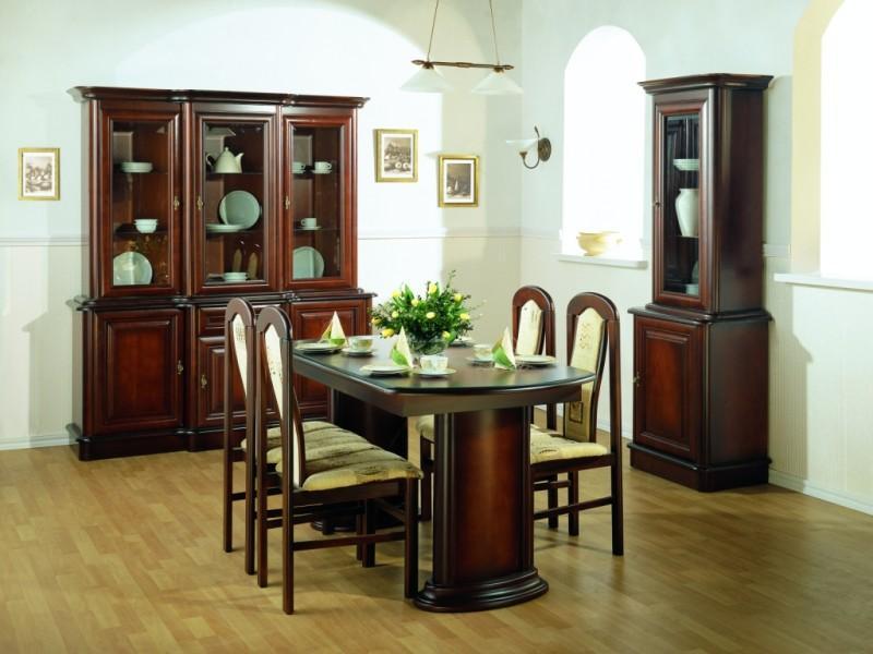 Piękny salon z meblami Krysiak - Zdjęcie 8