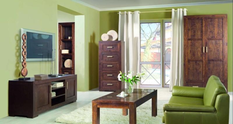 Piękny salon z meblami Krysiak - Zdjęcie 15