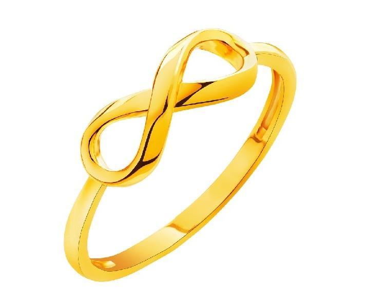 Pierścionek zaręczynowy Apart bez kamienia