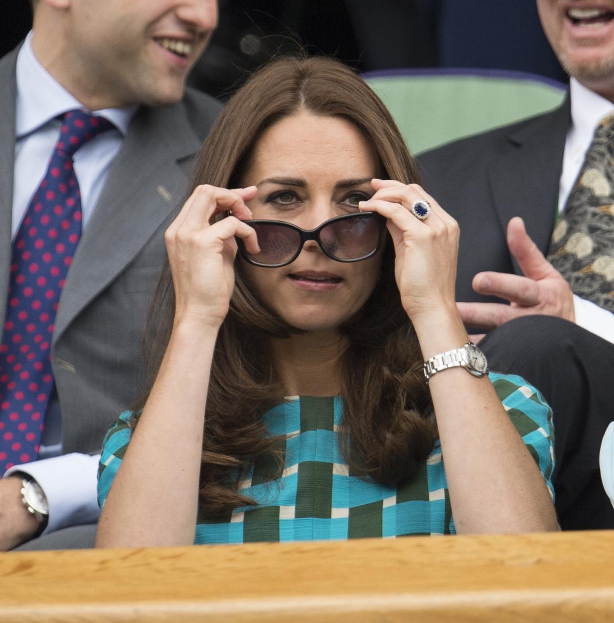 Pierścionek Zaręczynowy Kate Middleton Miała Dostać Meghan Markle