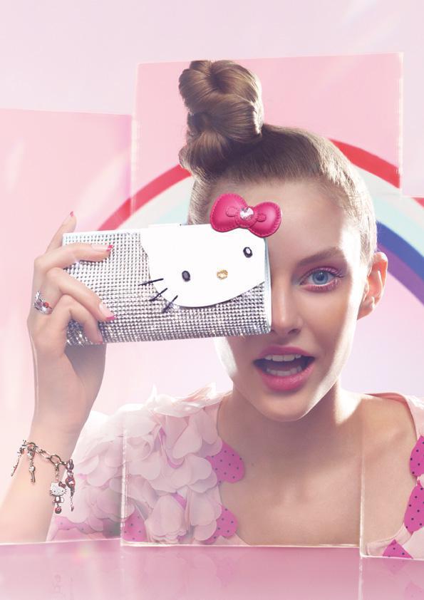 Hello Kitty, Swarovski
