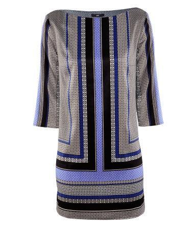 Etniczna sukienka H&M