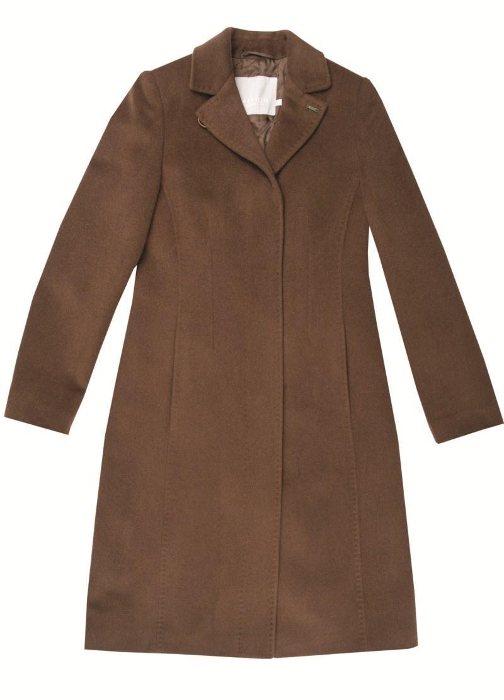 brązowy płaszcz Aryton - jesień/zima 2011/2012