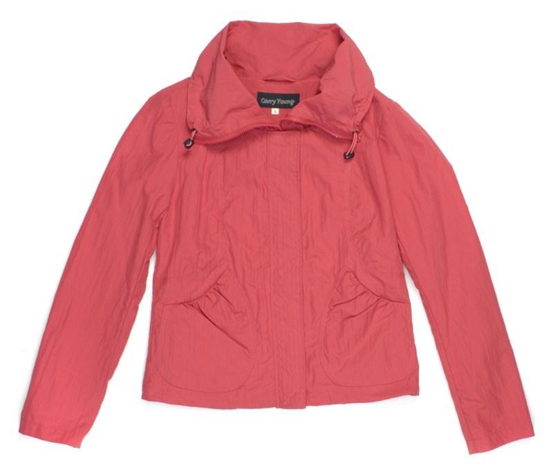 czerwona kurtka Carry - wiosna 2011