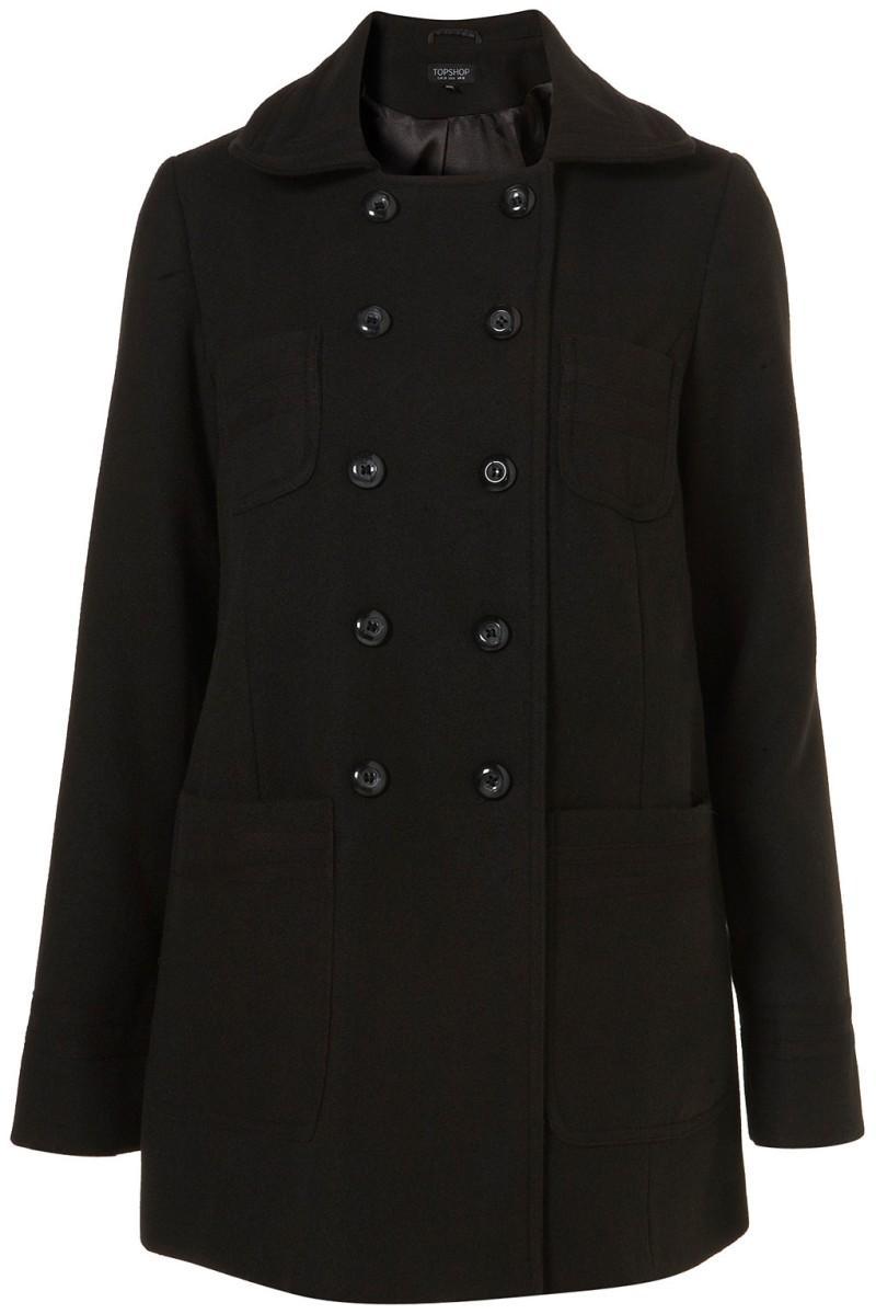 Płaszcze i kurtki Topshop na wiosnę i lato 2011