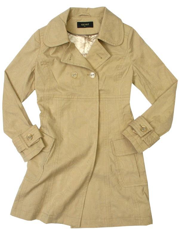 Płaszcze i kurtki wiosenne Reserved - zdjęcie