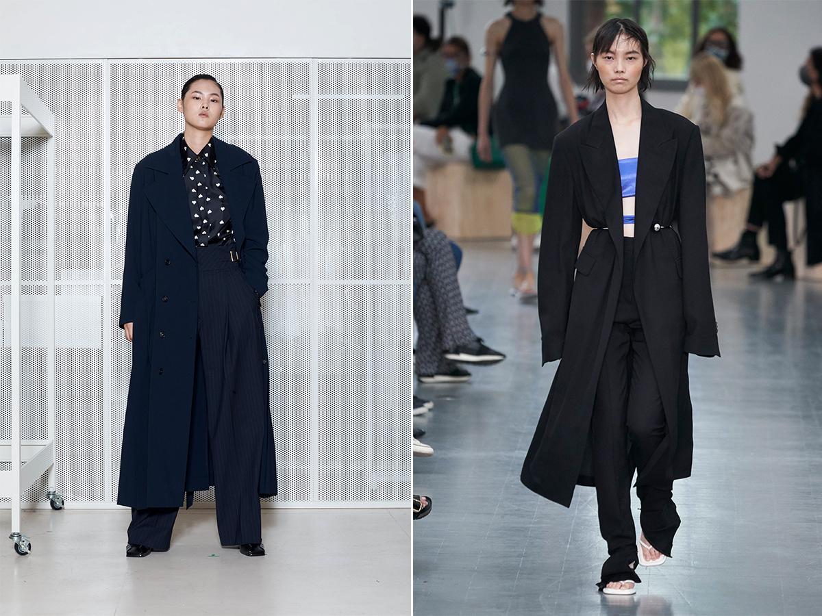 męskie płaszcze wiosna 2021