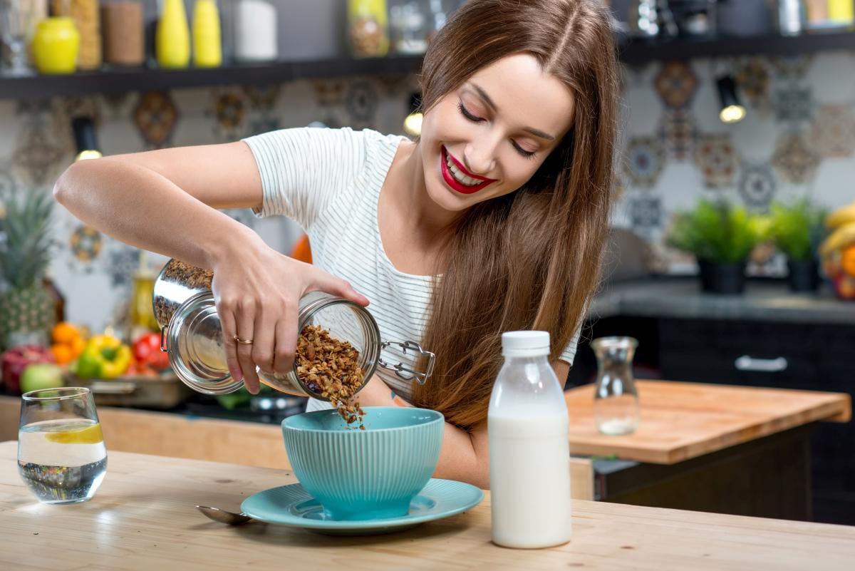 jak przytyć - dieta, produkty