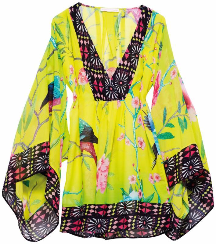 Plażowo-wakacyjna kolekcja Williamsona dla H&M - lato 2009 - Zdjęcie 17