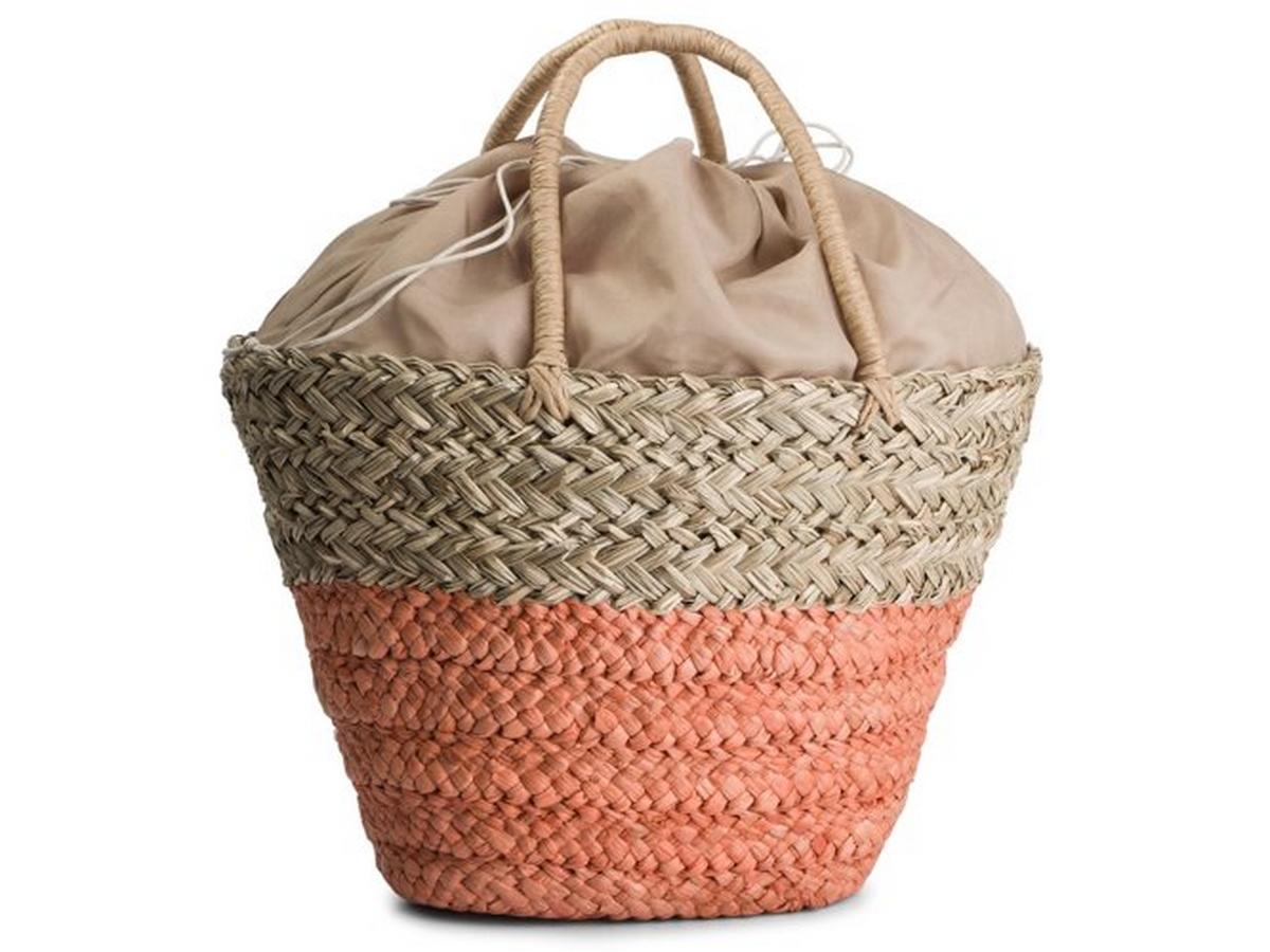 pleciona torebka z ccc