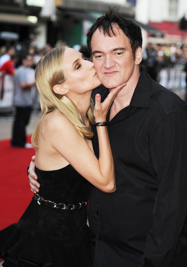 Diane Kruger, Quentin Tarantino